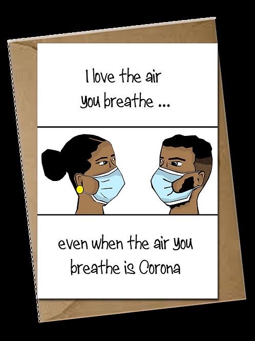 Air you breathe