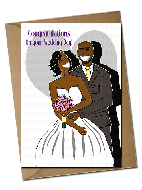 Wedding Card Couple