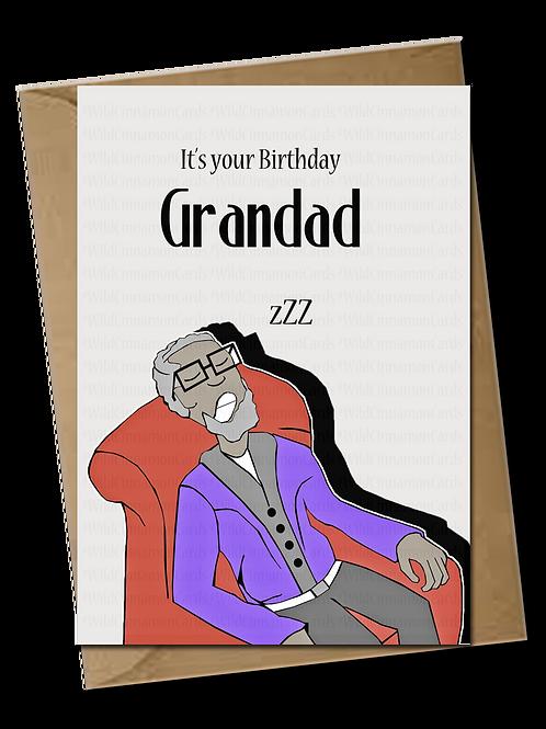 Grandads Birthday