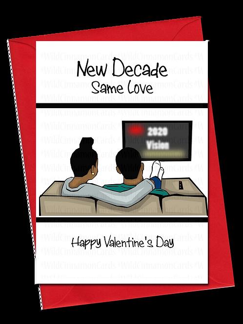 New Decade, Same Love