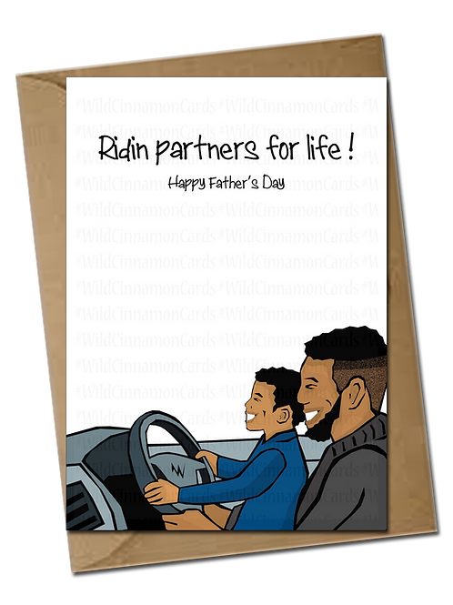 Ridin Partners