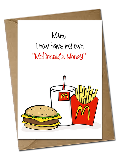 McDonald's Money