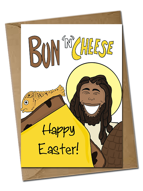 Bun and Cheese Easter
