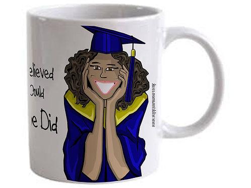 Female Graduation Mug