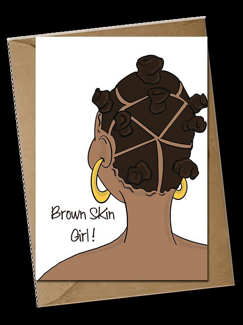 Brown Skin Girl Jenica