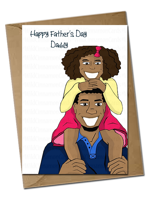 Father's Day – Father and daughter