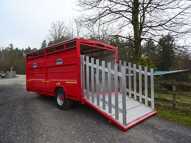 Cattle Container / Livestock Trailer