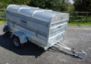 7x4 ATV trailer