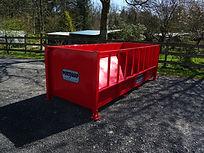 Bunker feeder