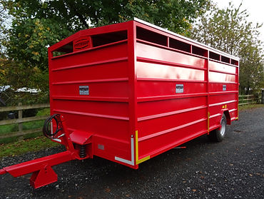 Cattle Container / Livestock Float
