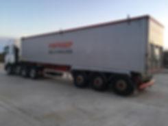 Portequip Lorry Bulk Trailer