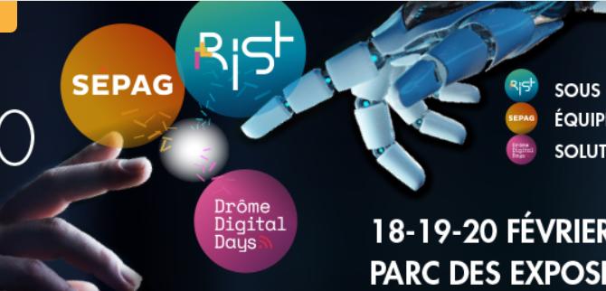Du 18 au 20 février 2019, rencontrez Altisteel au RSD3, le RDV Grand Sud de l'Industrie 4.0, à V