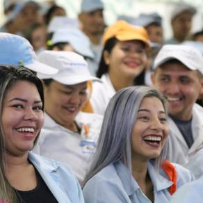 Palestra Motivacional Panasonic Manaus