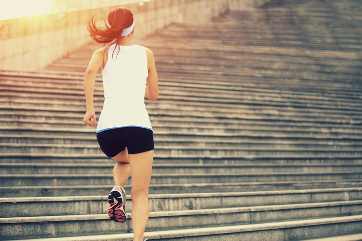 רמת המאמץ בפעילות גופנית והפחתת משקל