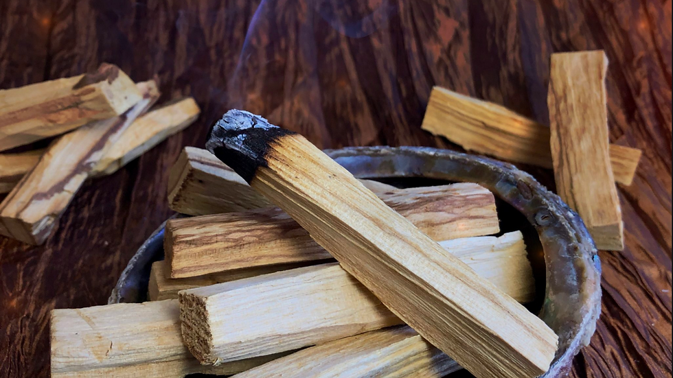 Palo Santo (5 sticks)