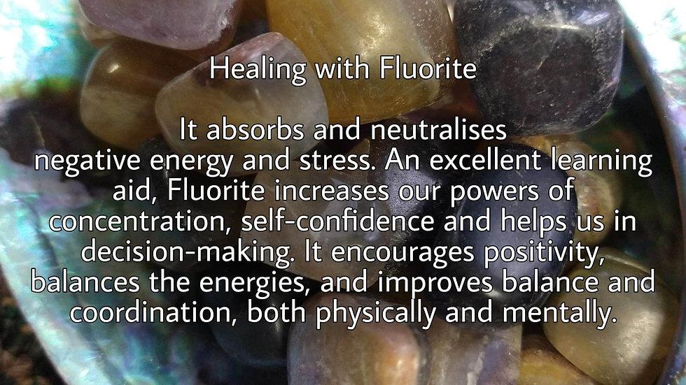Flourite Stone
