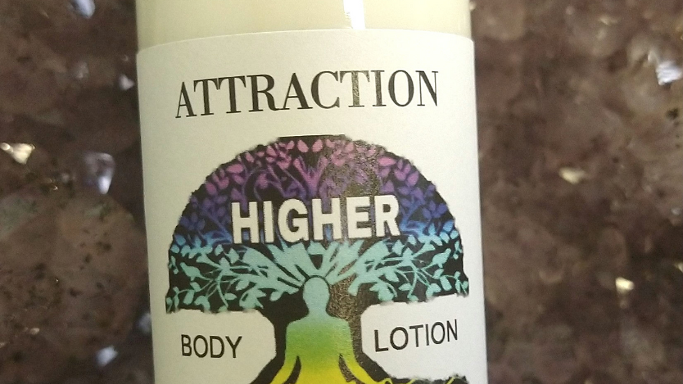 Attraction Musk Lotion