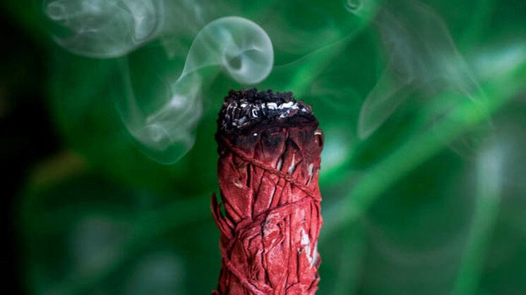 Dragons Blood Smudge Stick