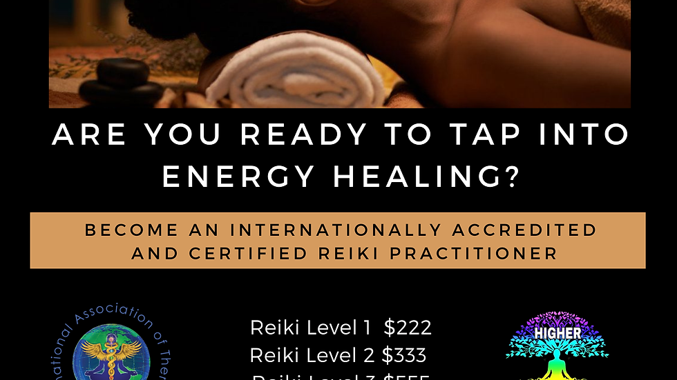 Reiki Level 2 Practitioner Accredited Certification Course