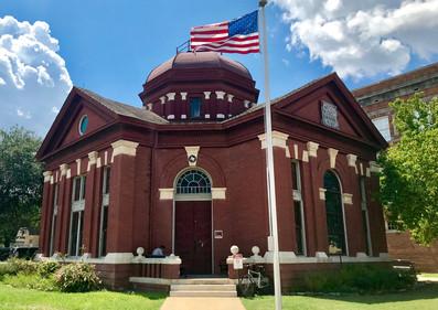 Eugene Clark Library