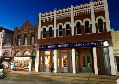 SW Museum of Clocks