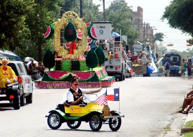 Chisholm Trail Parade