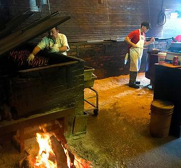 Smitty's BBQ pits