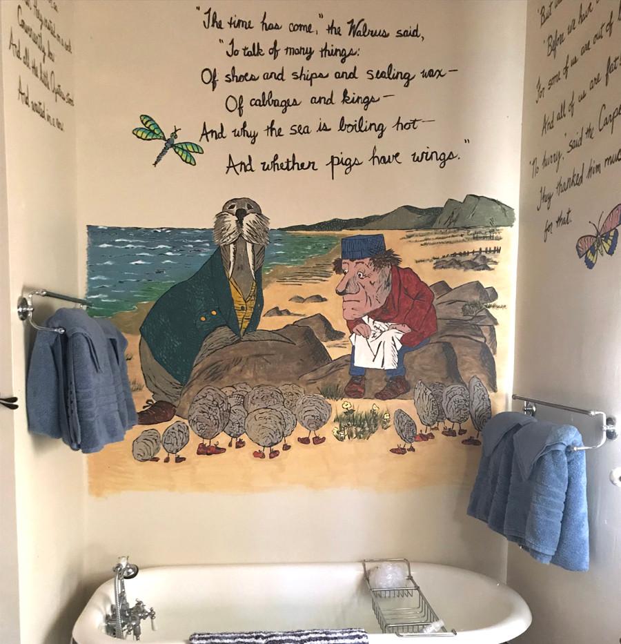Walrus Bath