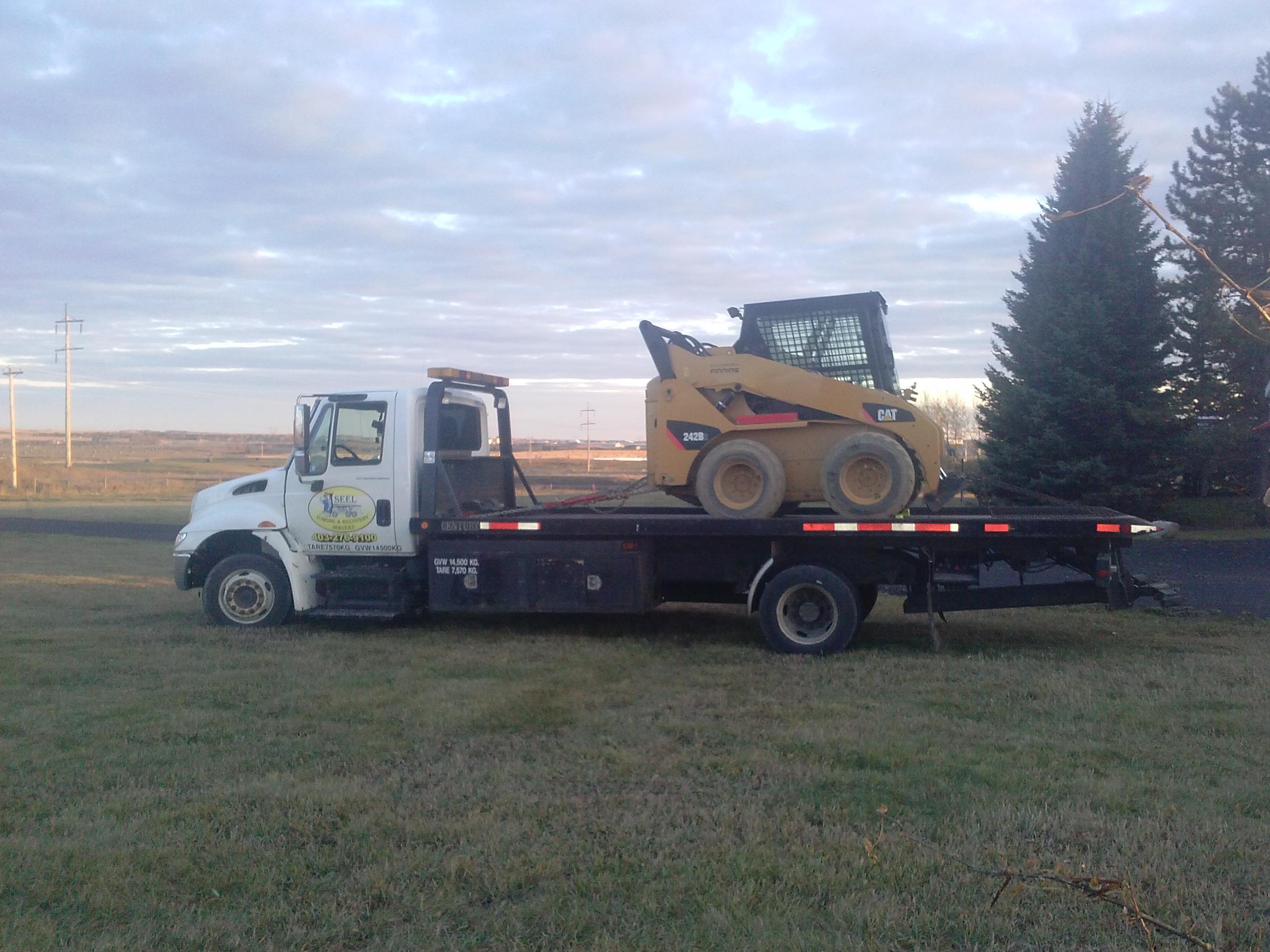Bobcat Tow Truck Service