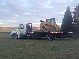 Seel Towing Calgary Equipment Hauling Services