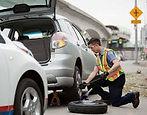 Flat Tire Change Service Calgary