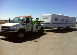 RV Travel Trailer Towing Calgary