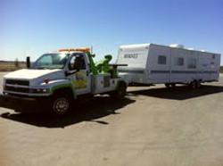 Travel Trailer Towing Calgary