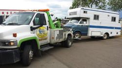 Motorhome Towing Calgary