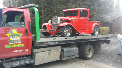 1930 Ford Model A Roadster Pick Up