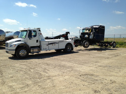Tractor Towing