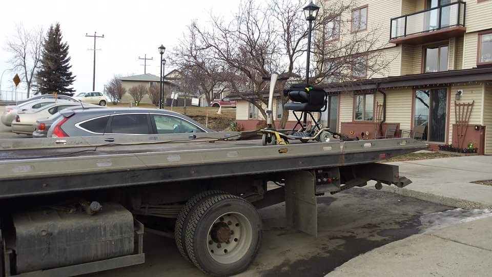 Towing Scooter