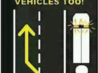Move Over Law for Law Enforcement, Ambulance, Fire & Towing