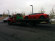 Seel Towing Flatbed Tow Trucks Calgary