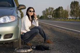 Flat Tire Change Services Seel Towing Calgary