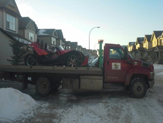 Polaris Towing Service Calgary