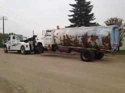Heavy Duty Tow Truck Calgary
