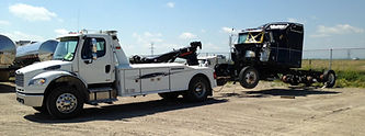 Heavy Duty Tow Truck Services Seel Towing Calgary