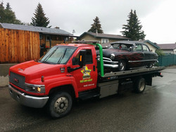 Seel Towing Antique