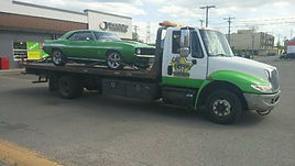Flatbed Towing Calgary