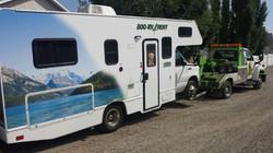 RV Tow Truck Service Calgary