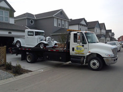 Affordable Flatbed Towing