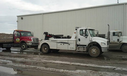 Seel Towing Commercial Response Unit