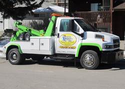 Medium Duty Tow Truck