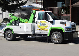 Medium Duty Towing Seel Towing Calgary